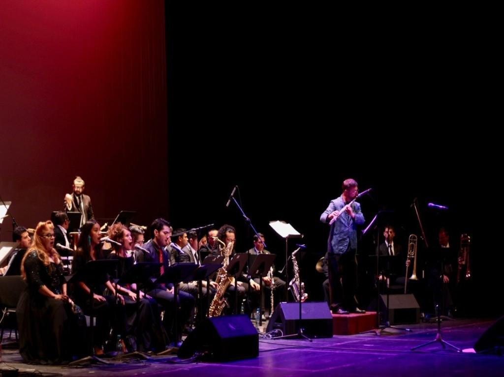 La Orquesta Nacional de Jazz de México en colaboración con el Centro Nacional de las Artes lanza el Primer Premio Jazz Joven