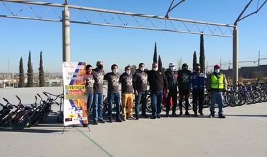 Bandas sinfónicas comunitarias de Ciudad Juárez reciben reconocimiento del Club Rotario de esa entidad