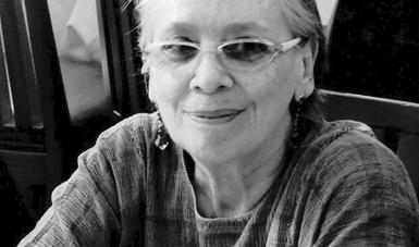 El Consejo de Premiación del Premio Nacional de Arte y Literatura 2020 otorga reconocimiento a Bertha Navarro