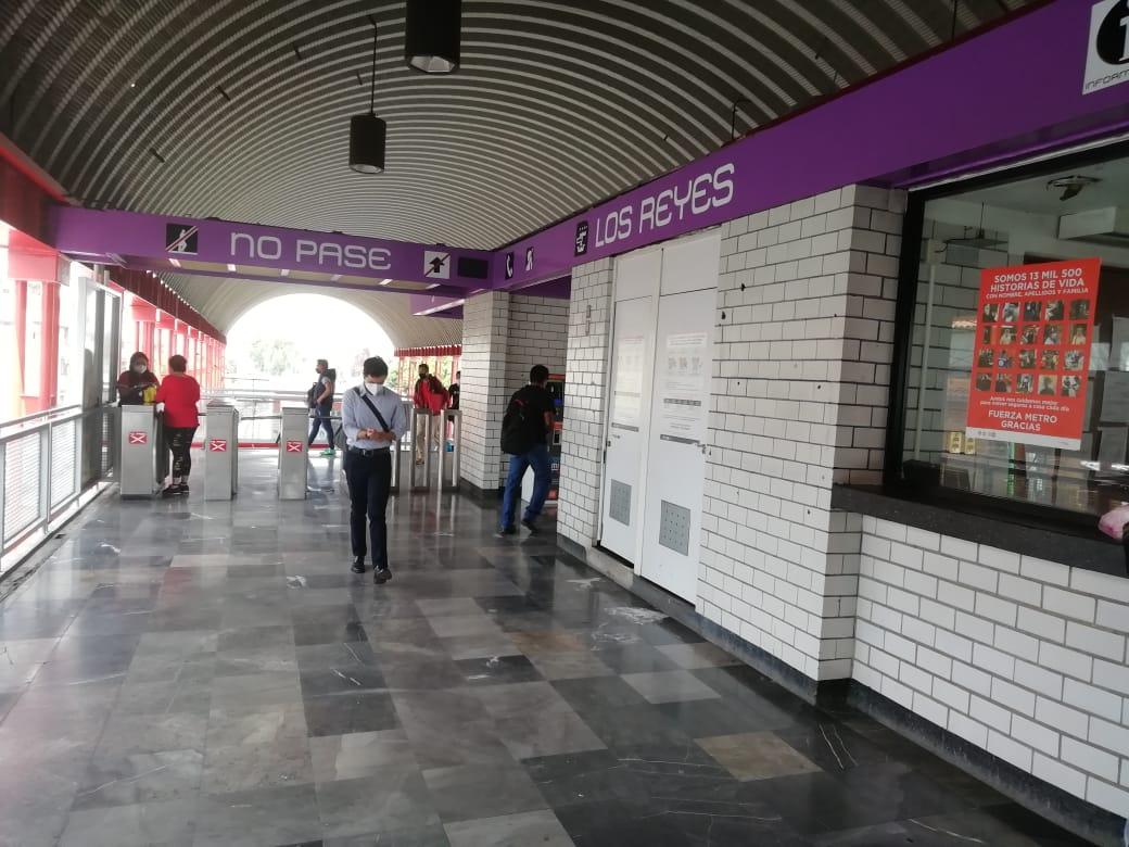 Historias en el metro - Genaro