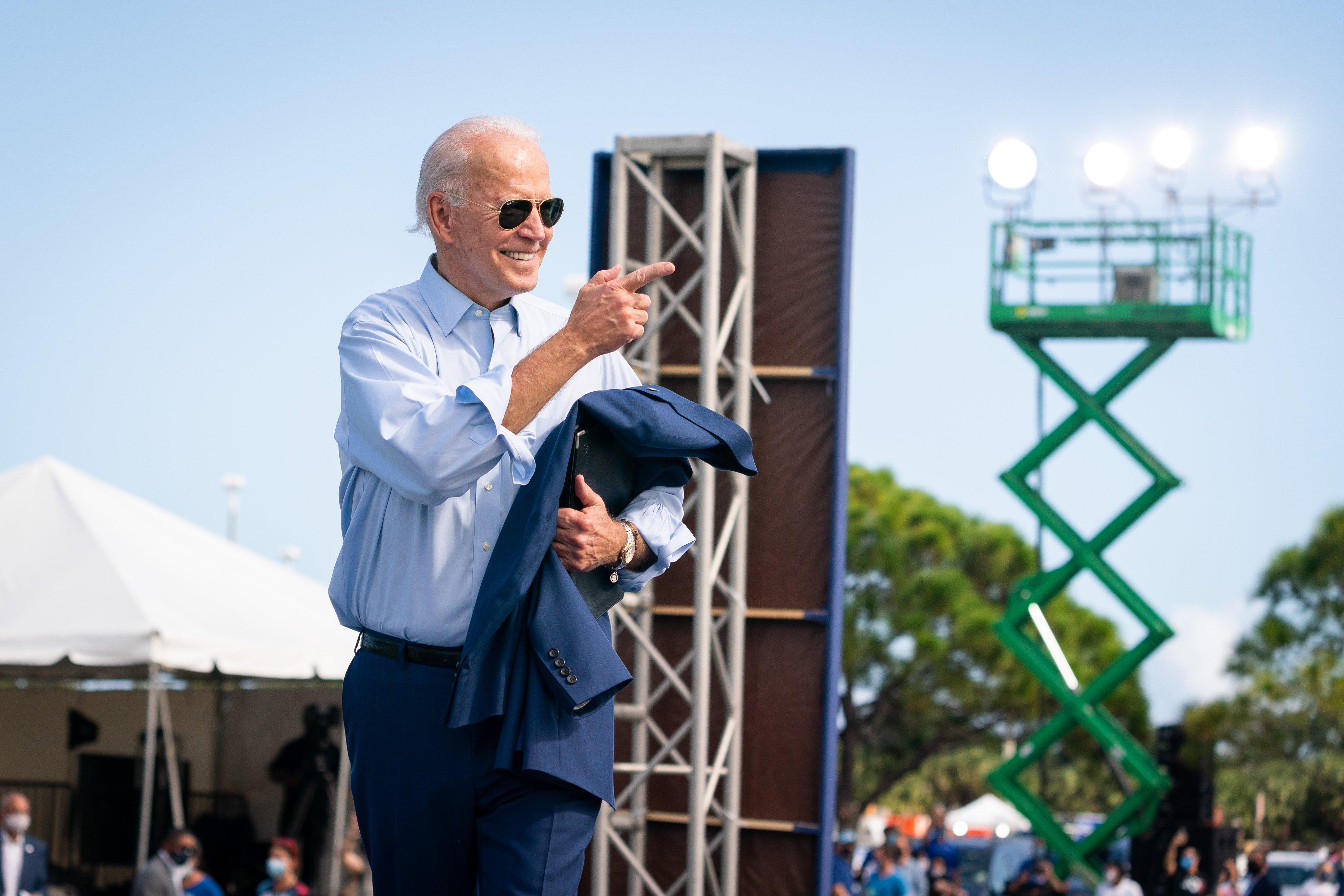 Joe Biden, ¿comandante de la seguridad climática?
