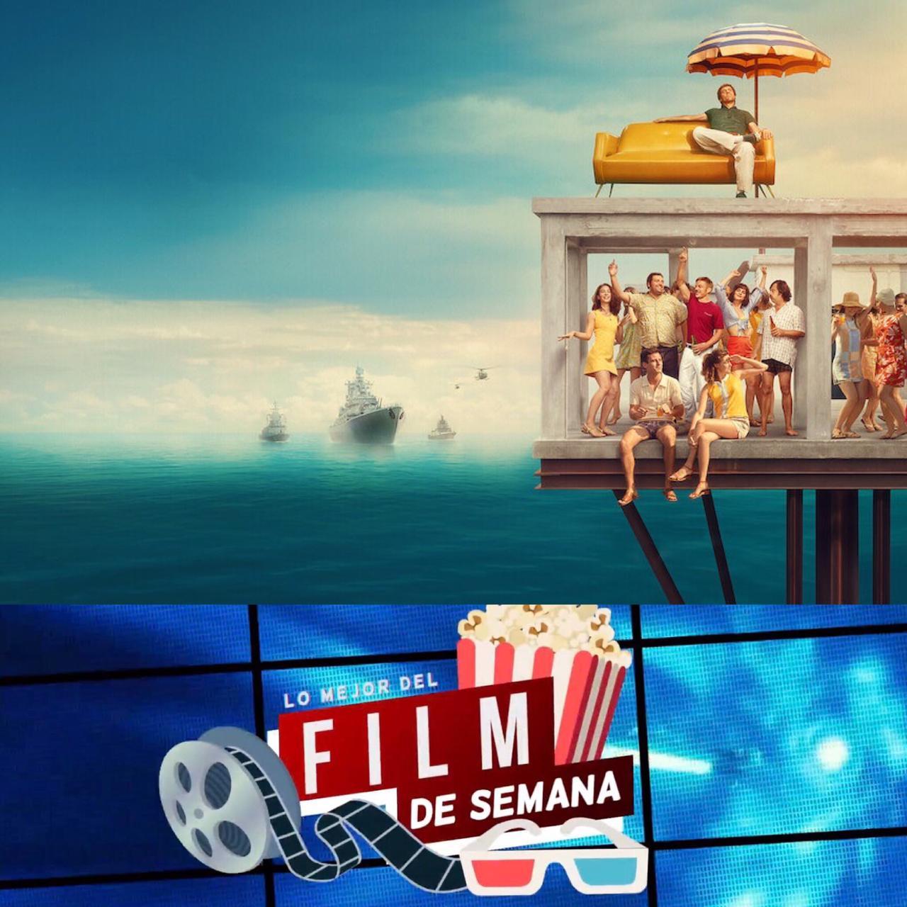 El Film de la Semana La increíble historia de la Isla de las Rosas