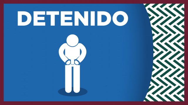 Un posible responsable del robo a una tienda de conveniencia, fue detenido por policías de la SSC, en Álvaro Obregón