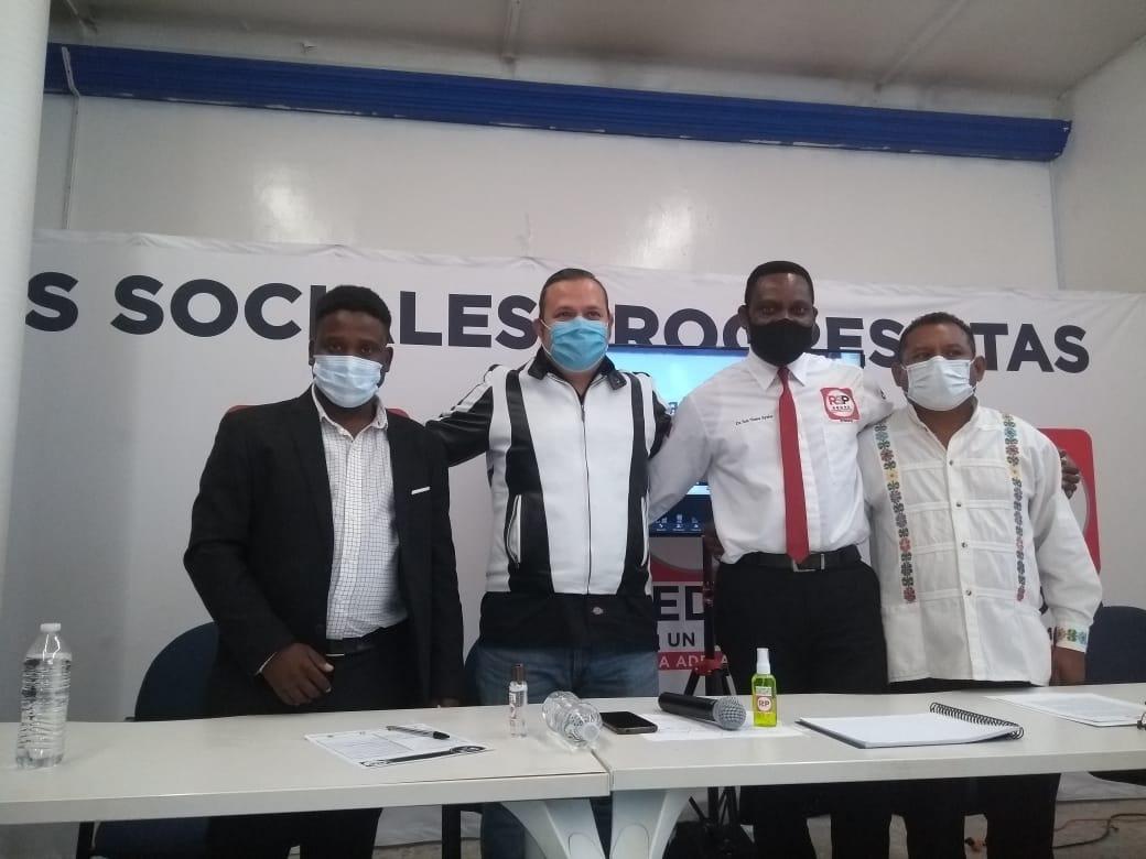 Comunidad afrodescendiente se une a RSP; lucha contra la discriminación