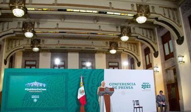 Conferencias matutinas, ejemplo de fuente confiable, resalta secretaria de Gobernación