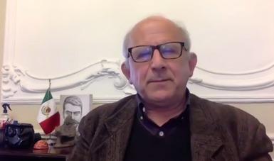 Las subastas de patrimonio son inadmisibles: Diego Prieto