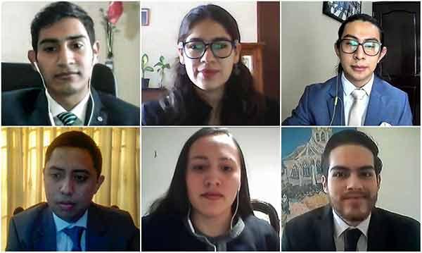 Ganan seis universitarios la Beca ExxonMobil para la investigación