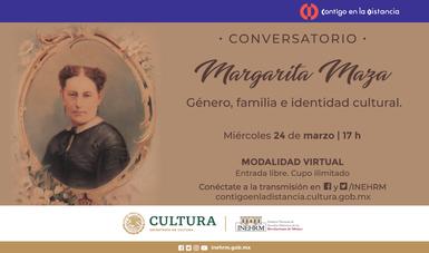 El INEHRM revisitará la vida de Margarita Maza, en el marco de su 150 aniversario luctuoso