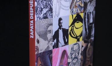 El Museo del Palacio de Bellas Artes presentará el libro Zapata después de Zapata, coedición con el FCE