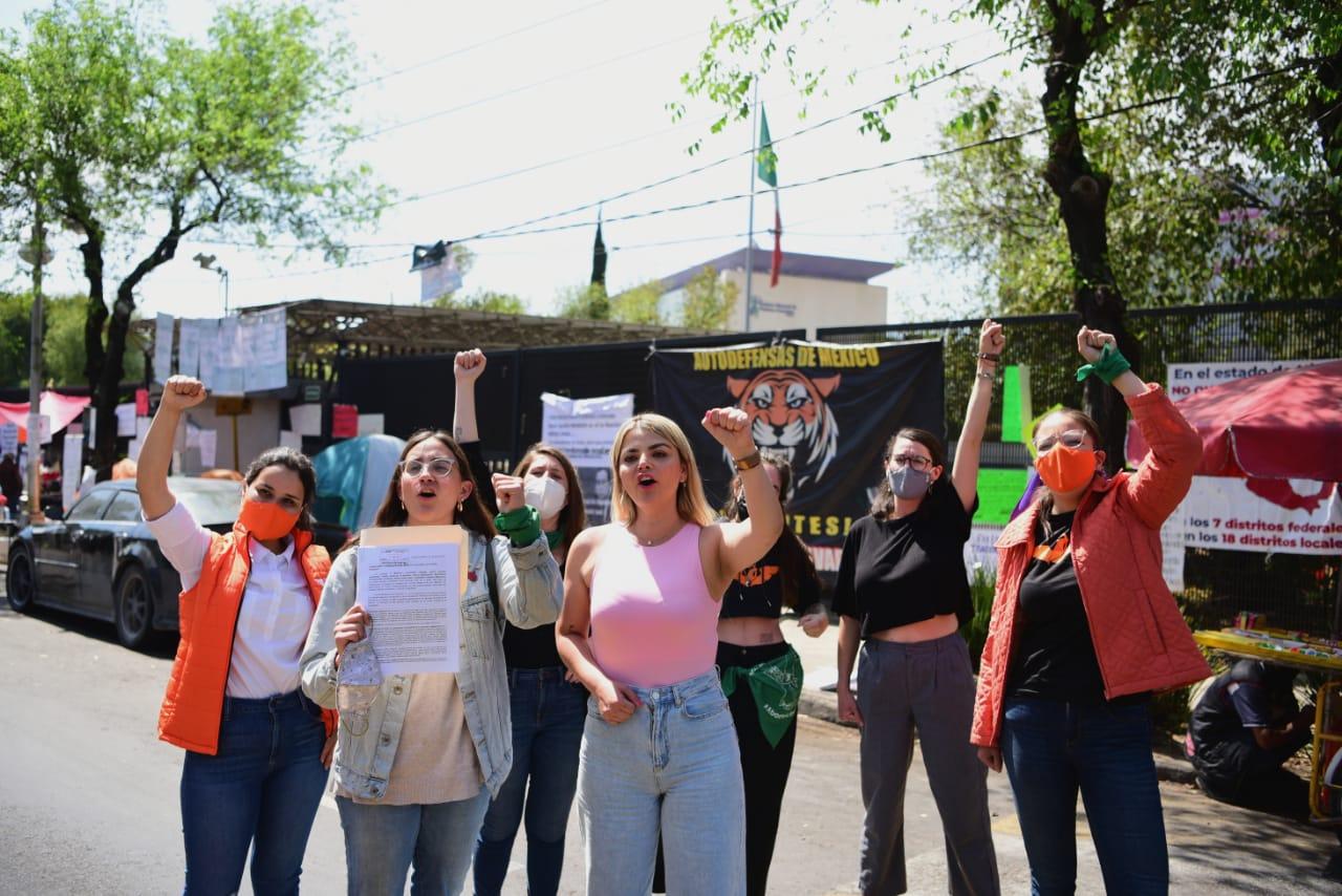 Candidatas de MC en CDMX piden cancelar registro de aspirante a diputado en SLP