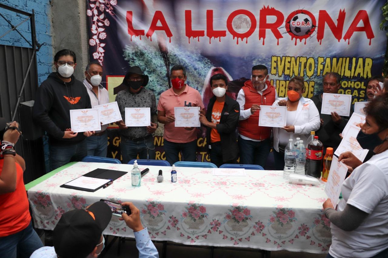 Rescatará MC tradiciones en Iztapalapa y la CDMX