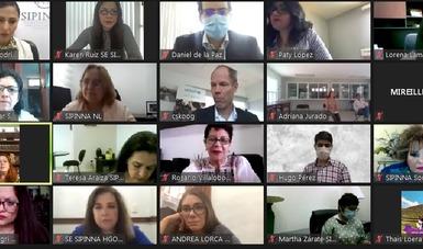 Reconoce Gobernación papel relevante de Unicef en defensa de salud, educación y bienestar de niñez y adolescencia durante la pandemia