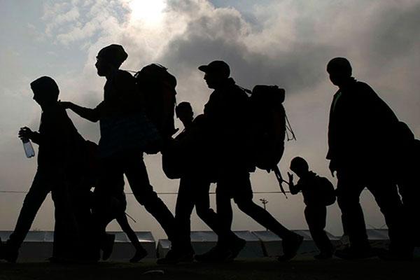 Burocracia trumpista, obstáculo para la reforma migratoria de Biden