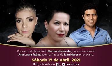 """Presentará el Cecut """"Amor y vino"""", recital a dos voces"""