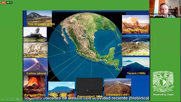 El Popo y el de Colima, los más monitoreados de México