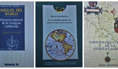 Historiador destaca las aportaciones del Dr. León-Portilla a Baja California en charla del Cecut