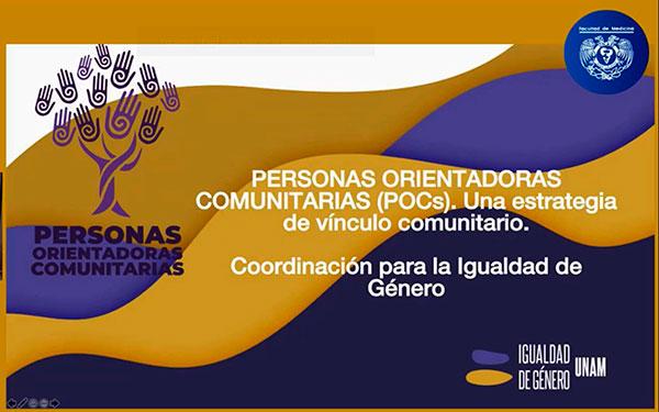 Impulsa la UNAM la cultura de igualdad de género entre la comunidad universitaria