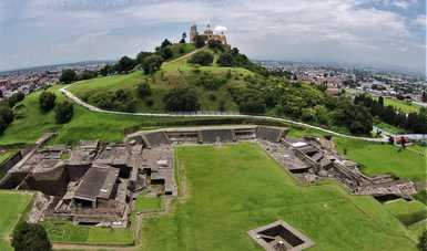 En Puebla reabrirán el Museo de Sitio y Zona Arqueológica de Cholula, y la Zona Arqueológica de Yohualichan