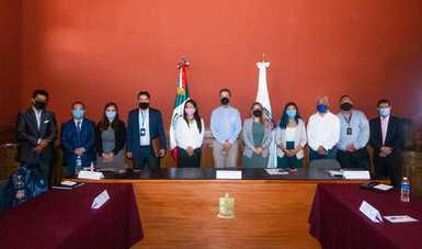Se instala Mesa Interinstitucional sobre Refugio y Protección Complementaria en Nuevo León