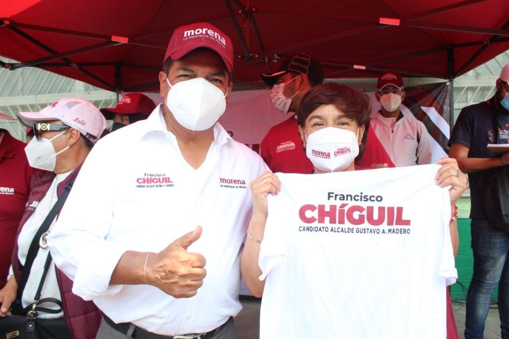 Regresaremos victoriosos este próximo 6 de junio: Chíguil