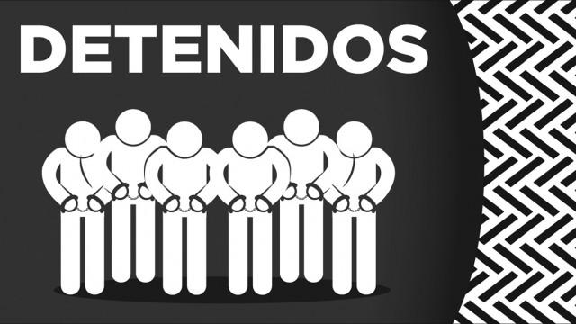 En Xochimilco, oficiales de la SSC detuvieron a cuatro hombres en posesión de un arma de fuego corta y dosis de aparente droga