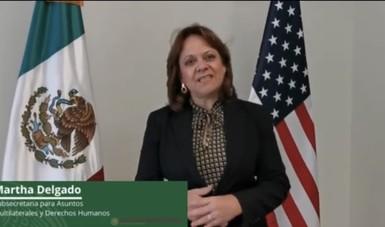 La SRE y la Comisión sobre la Condición de las Mujeres y Niñas de California firman Memorándum en favor de la igualdad de género