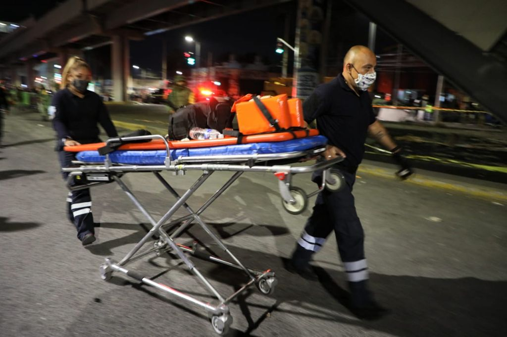 Atiende Gobierno de la Ciudad de México y Gobierno de México incidente en L-12 del Metro