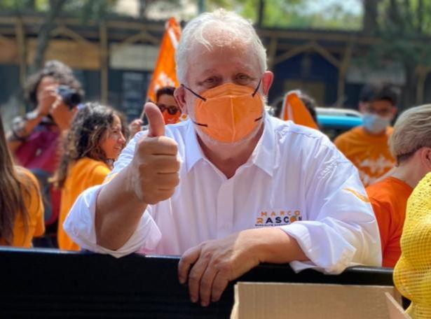 Comunicado de Marco Rascón sobre agresiones y violaciones electorales en campaña