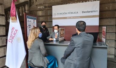 Función Pública y SEP llaman a personal docente a presentar su declaración patrimonial y de intereses 2021