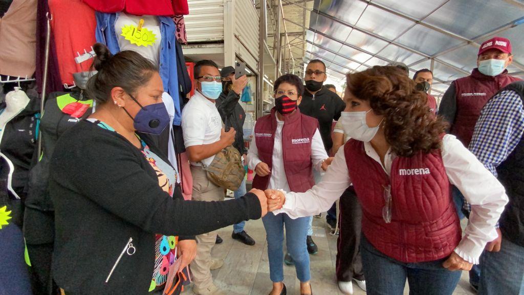 Confía Dolores Padierna asumir Alcaldía Cuauhtémoc con semáforo verde para reactivar economía