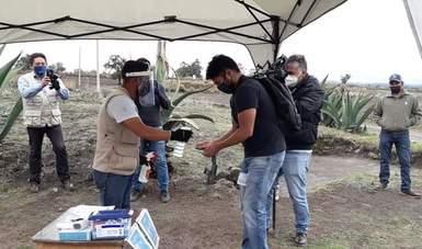 Recorren nuevamente la Zona Arqueológica de Zultépec-Tecoaque, en Tlaxcala