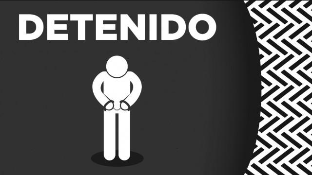 Un hombre probablemente responsable de asaltar al conductor de un bicitaxi, fue detenido por oficiales de la SSC en la alcaldía Tláhuac