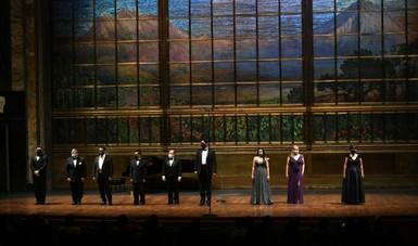 Emotivo reencuentro de los públicos con la música en el Palacio de Bellas Artes