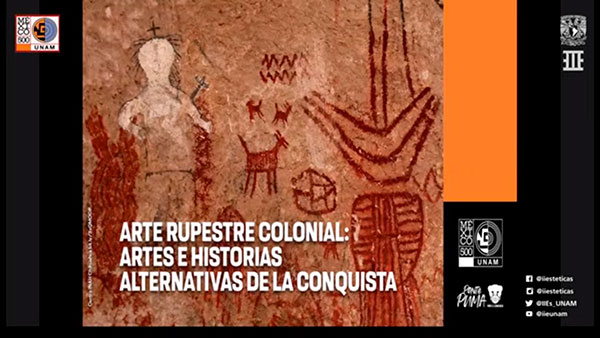 Arte rupestre, la otra visión de la conquista