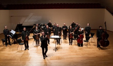 El Ensamble Cepromusic presentará siete conciertos en vivo en recintos del INBAL y en el Cenart