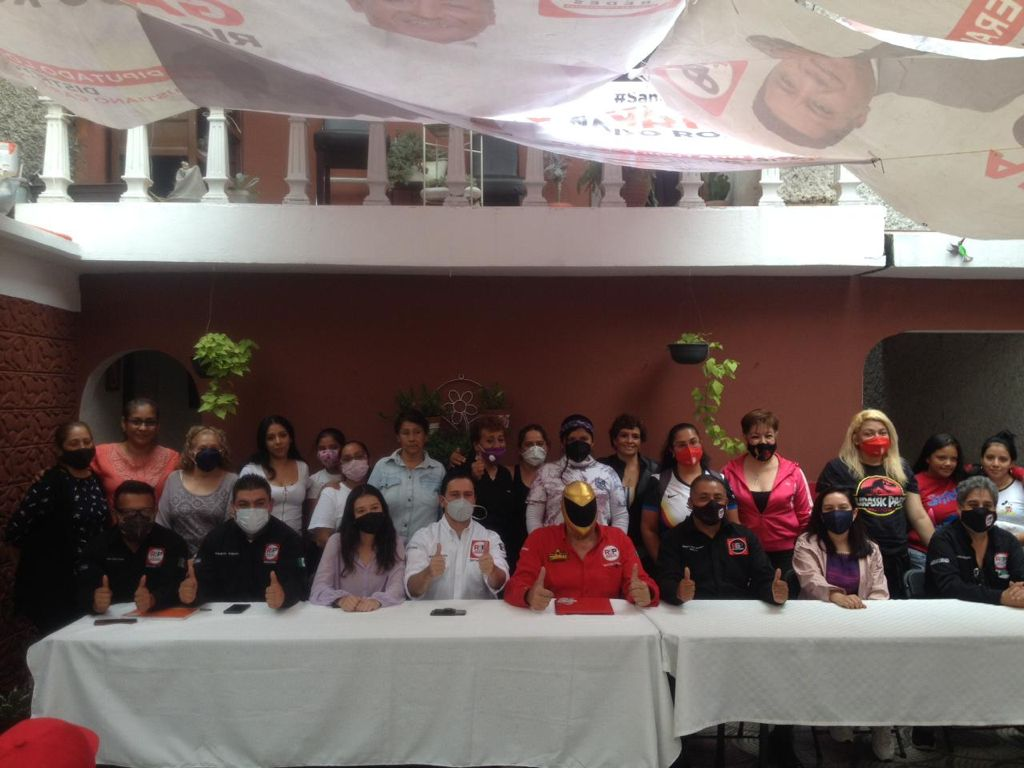 Plan Minerva, escudo de seguridad total para niñas y mujeres en Venustiano Carranza