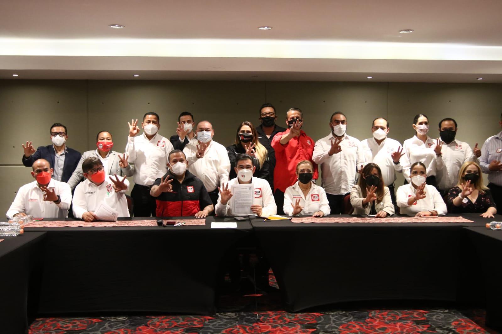 RSP firma pacto nacional por la salud en CDMX; habrá atención medica de primera calidad
