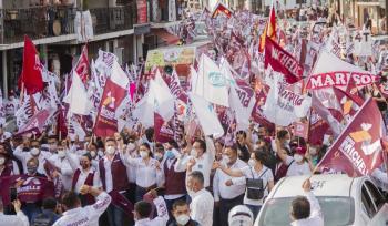 En Valle de Bravo no funcionó la guerra sucia, MORENA llegará al 6 de junio con amplia ventaja: Doctora Michelle Núñez