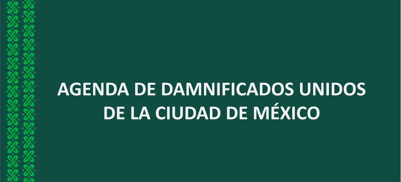 Damnificados unidos de la Ciudad de México politiza la reconstrucción para su beneficio: Cravioto Romero