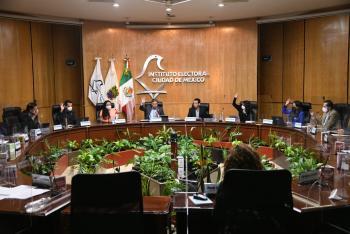 Asigna IECM Diputaciones locales electas por el principio de Representación Proporcional