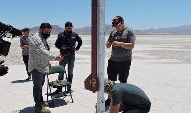 Realizan Primer Encuentro Mexicano de Ingeniería en Cohetería Experimental