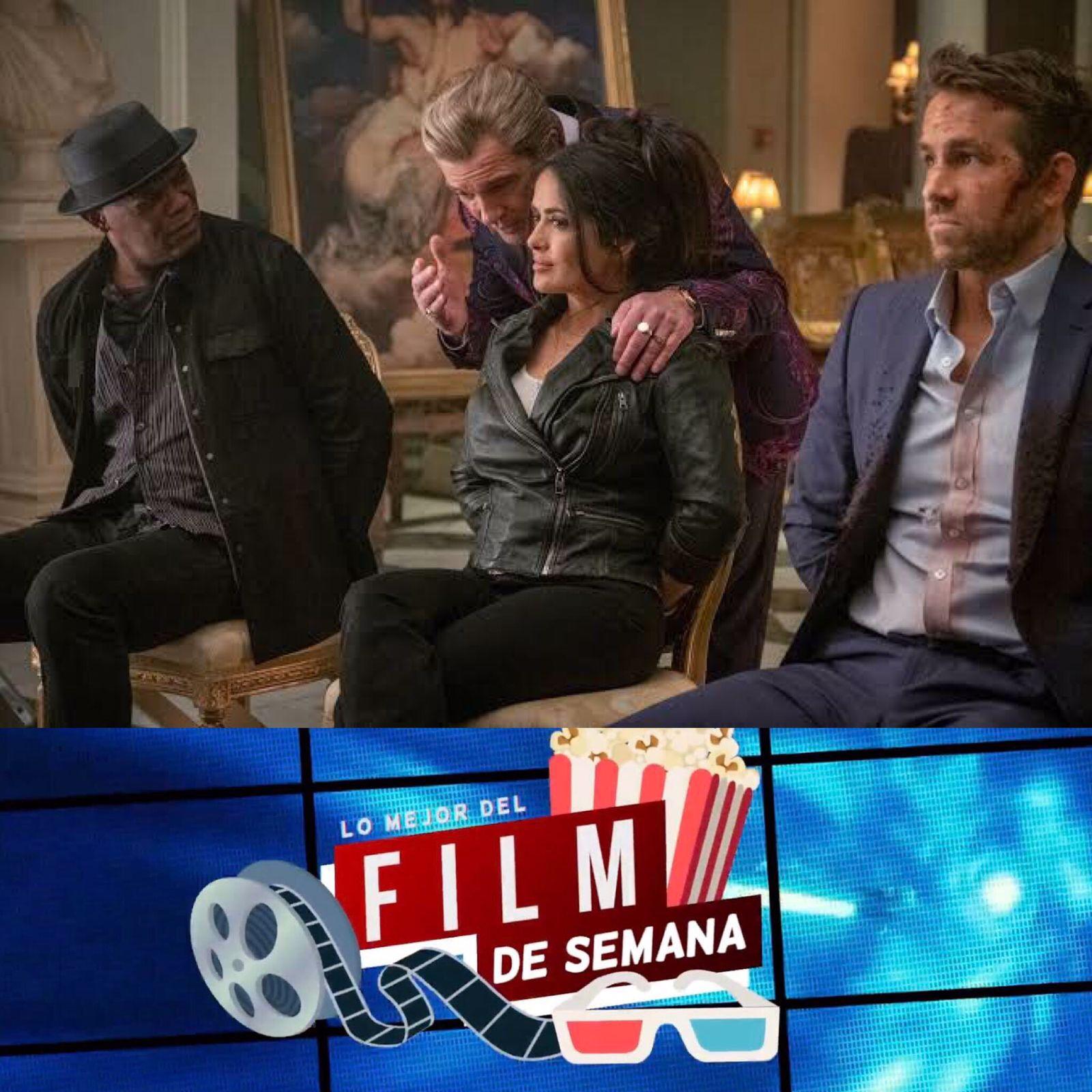 """El Film de la Semana """"Duro de cuidar 2"""", entretenimiento para el momento"""