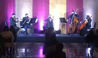 Con obras de compositores mexicanos, la OCBA presentará su tercer concierto en el Palacio de Bellas Artes