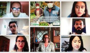 Plato de Salud Alimentaria Global promueve mayor consumo de verduras y frutas