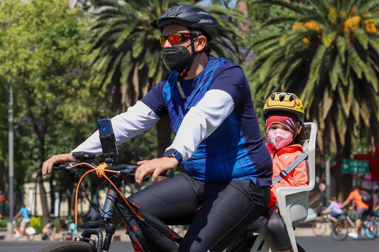 Aumenta a 43 kilómetros la ruta del Ciclotón este domingo