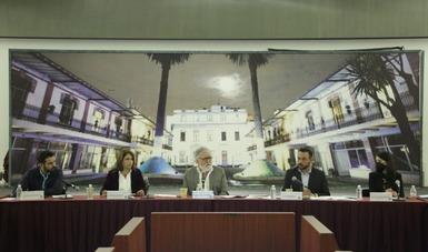 Sesiona Mecanismo de Seguimiento de Casos de Tortura Sexual cometida contra Mujeres