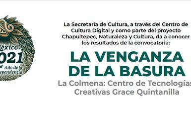 """La Secretaría de Cultura anuncia los proyectos seleccionados en la convocatoria """"La venganza de la basura"""""""