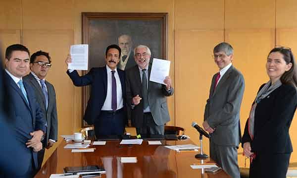 Instalarán UNAM y Estado de Hidalgo aceleradora de negocios biotecnológicos