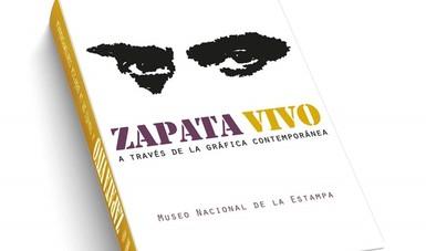 El Museo Nacional de la Estampa presentará el catálogo de la exposición Zapata vivo a través de la gráfica contemporánea
