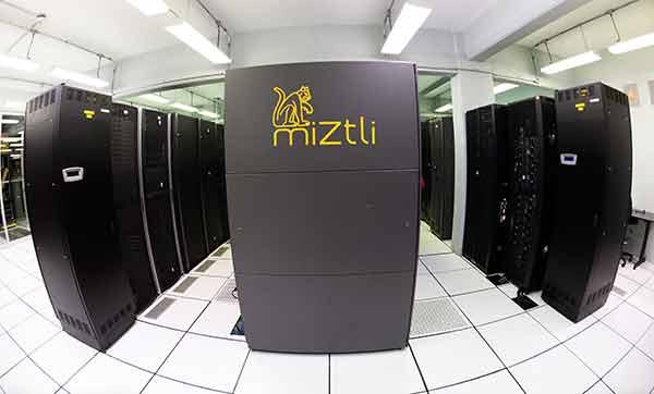 Miztli, supercomputadora de la UNAM, entre las del mundo que recrearon el desarrollo de galaxias